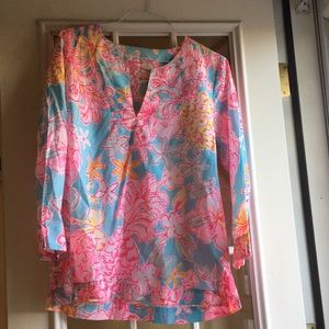 Lilly Pulitzer Top NWOT